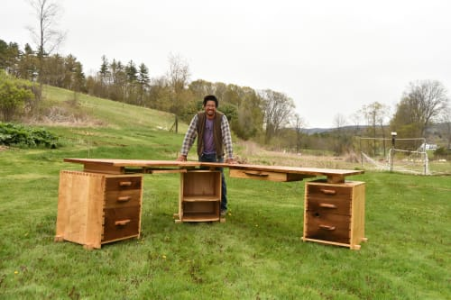 Gill CC Woodworks - Tables and Furniture