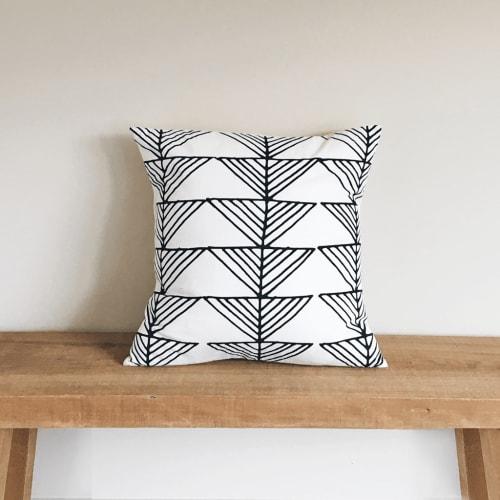 Arrows | Organic Cotton Pillow | Pillows by Little Korboose