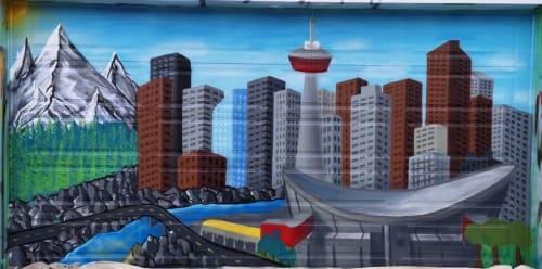 Silex - Murals and Art