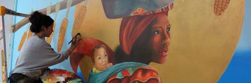 Katherine Gailer - AKA Katira - Murals and Art