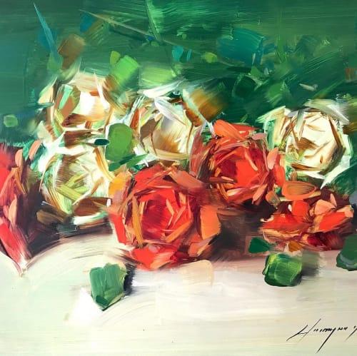 Vahe Yeremyan - Paintings and Art