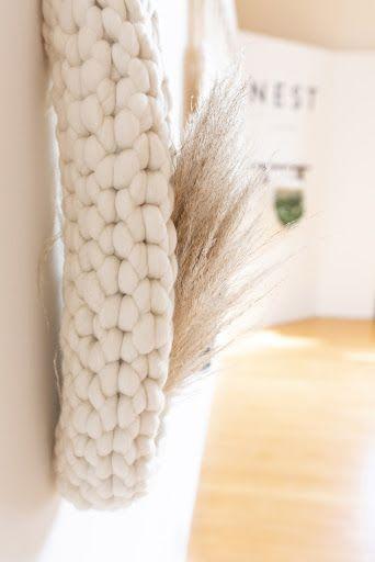 Westwind   Wall Hangings by Keyaiira   leather + fiber