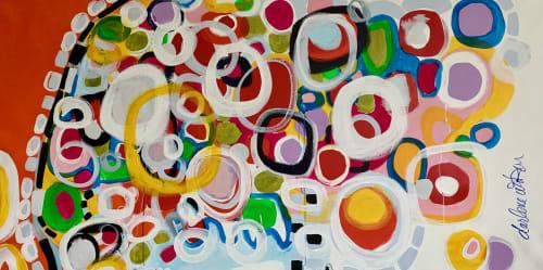 """""""Intention""""   Paintings by Darlene Watson Fine Artist"""