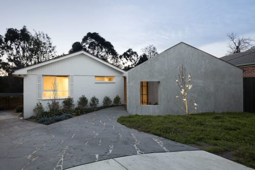 Inbetween Architecture - Architecture and Renovation