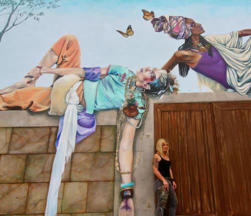 Maureen Hudas - Murals and Art