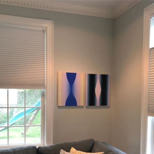 Paintings by Audrey Stone seen at Private Residence, Brooklyn - Paintings