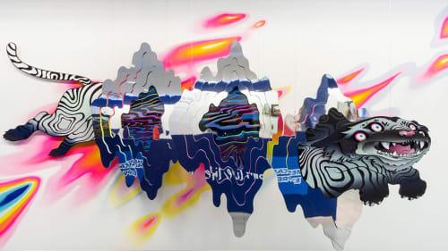 Christina Mazzulla - Street Murals and Murals