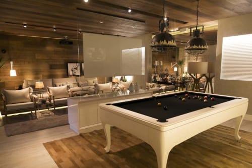 Furniture by Larissa Batista seen at Gravatal, Gravatal - Pool Table Milan