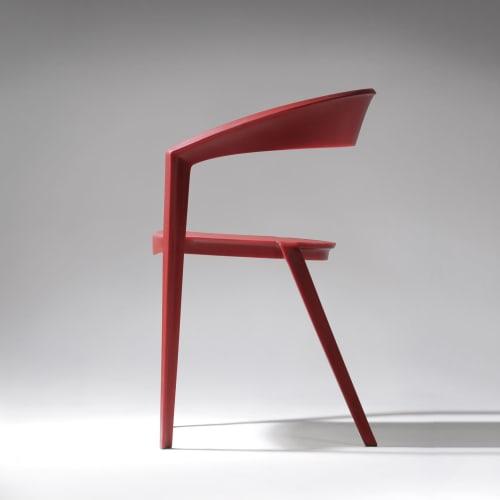 Chairs by Guto Indio da Costa seen at R. Pinheiro Guimarães, 101, Botafogo - ICZero1