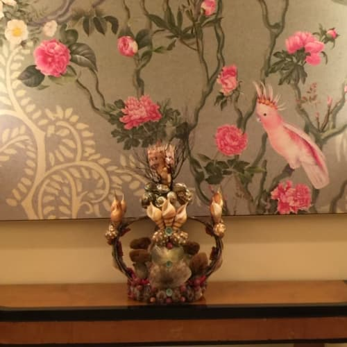 Art & Wall Decor by Christa Wilm seen at Faena Hotel Miami Beach, Miami Beach - Seashells Decor