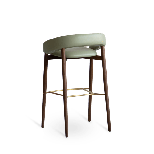 Chairs by MatzForm seen at Peet's Coffee 皮爷咖啡, Xuhui Qu - Dino Bar