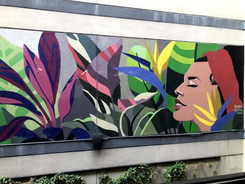 Roan Victor - Art and Street Murals
