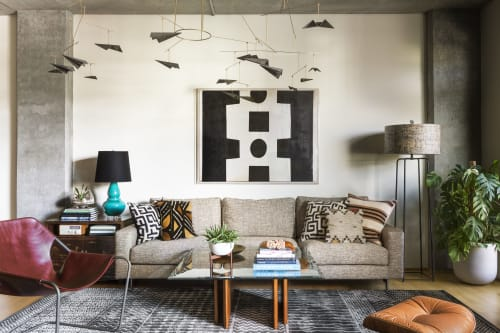 Interior Design by Interior Design Alchemy seen at Private Residence, Portland - NW Portland Condo