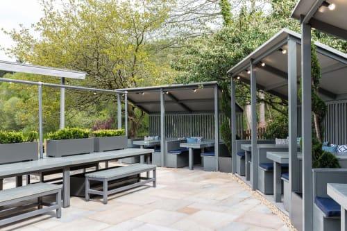Interior Design by Faber seen at The Bracebridge, Sutton Coldfield - The Bracebridge