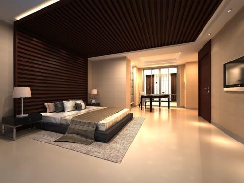 Wall Treatments by Mikodam Design seen at California - KARA - Acoustic Wall Panel