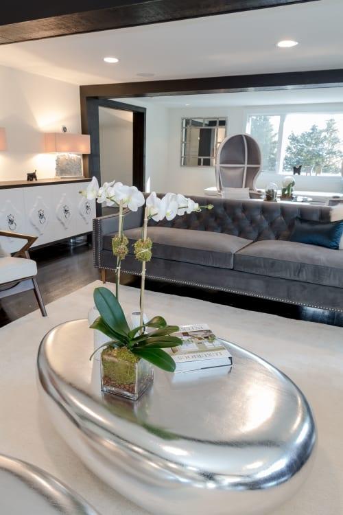 Interior Design by Marie Burgos Design at New Rochelle Residence, New Rochelle - New Rochelle Residence