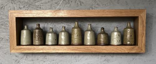 David Wright Pottery - Art and Wall Hangings