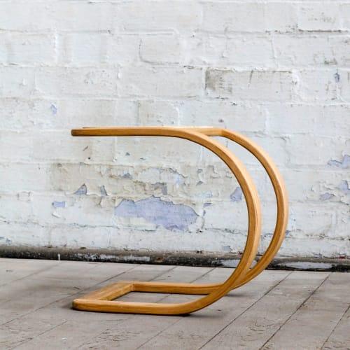 Chairs by Heimur seen at Sandy Bay, Sandy Bay - Ralph stool