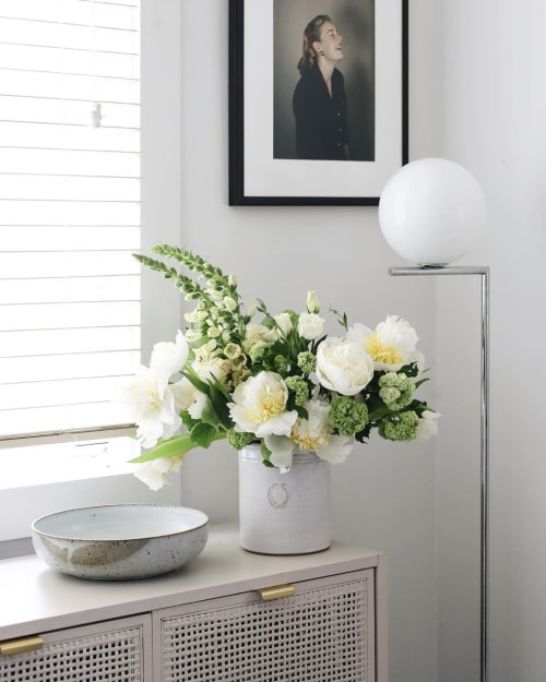 Vases & Vessels by Farmhouse Pottery seen at Anne Sage's Home, Los Angeles - Vase