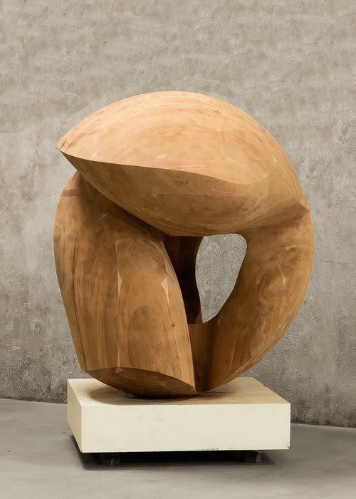 Public Sculptures by Douglas Tausik Ryder seen at Jason Vass, Los Angeles - Venus