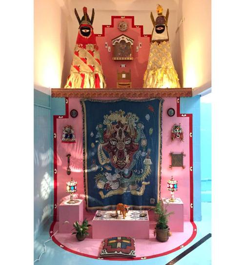 Interior Design by Pakal seen at Athens, Greece, Athens - Shrine of Nomadic Voyage