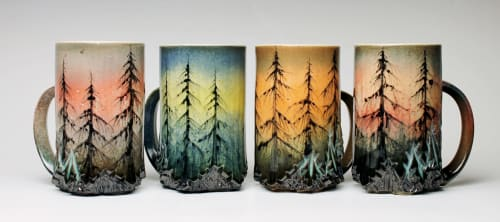 Dow Redcorn Ceramics - Tableware and Vases & Vessels