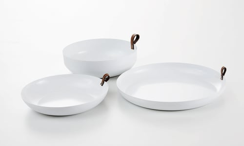 Utensils by NDT.design seen at NDT.design Studio, Delray Beach - The Serving Collection