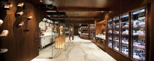Interior Design by Dreamtime Australia Design seen at Sydney, Sydney - Victor Churchill Fine Family Butcher