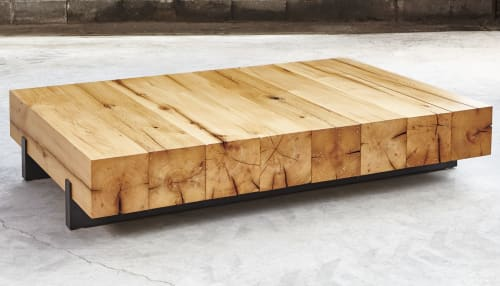 Tables by ANAZAO INC seen at Private Residence, Toronto - Bellwood Coffee Table