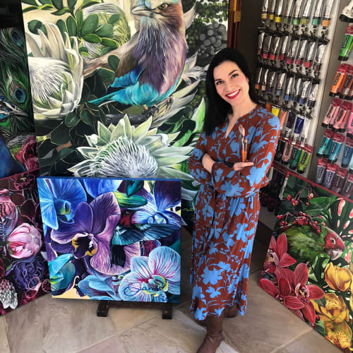 Jana Aspeling - Paintings and Art