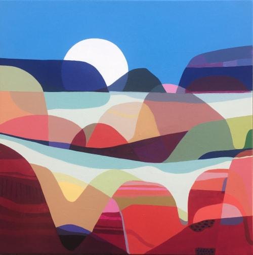 Greta Laundy - Paintings and Art