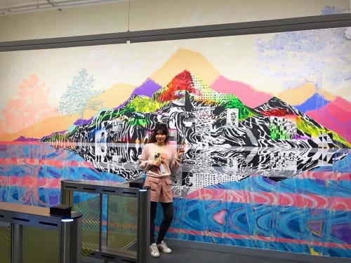 paintingbysusu - Art Curation and Murals