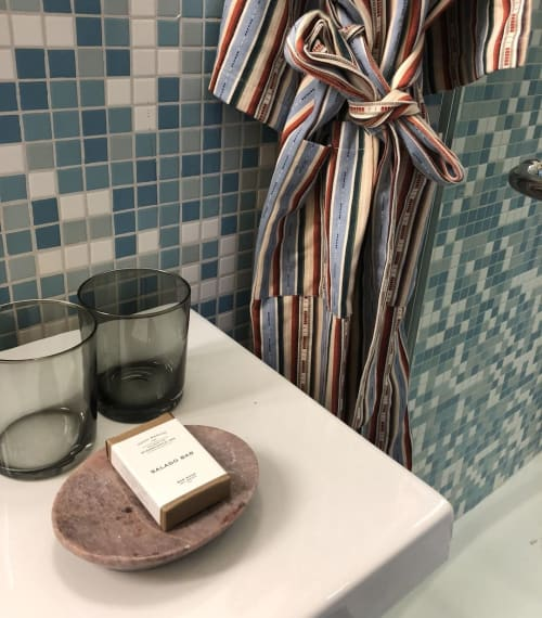 Beauty Products by Noah Marion seen at Stagecoach Inn, Salado - Custom Branded Soaps