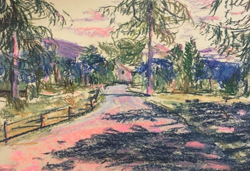 Gideon Summerfield - Paintings and Art