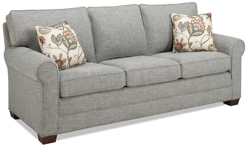 Couches & Sofas by Temple Furniture / Parker Southern seen at Temple Furniture Showroom, Maiden - 4210-83 Sofa and 17885-S Swivel Chair