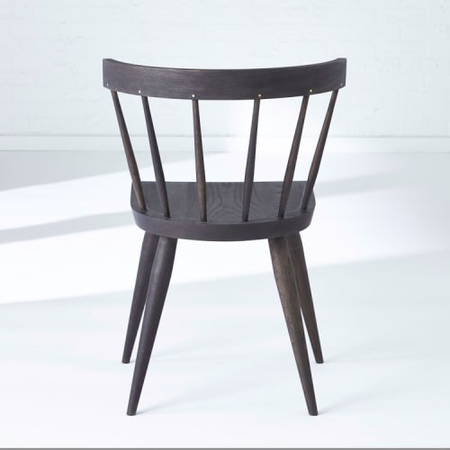 Chairs by Coolican & Company seen at Private Residence, Toronto - Edwin Chair