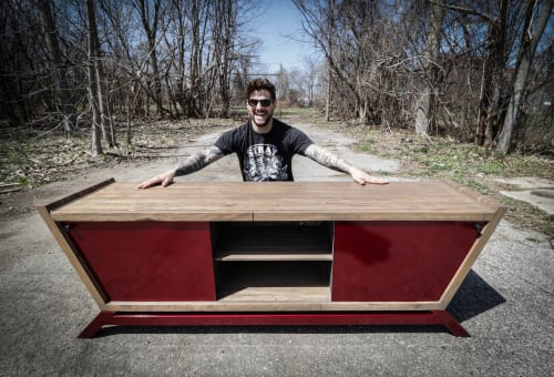 Michael Difazio Reclaim Artistry - Furniture and Tables