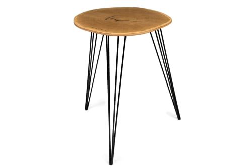 Tables by Mark Oliver seen at Private Residence, Brussels - Klyde coffee table small
