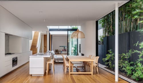 Architecture by Akin Atelier seen at Private Residence, Bondi Beach - Cloud House