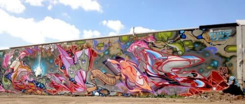 Jeroo - Art and Street Murals