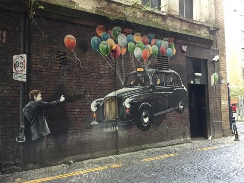 Rogueoner - Street Murals and Murals