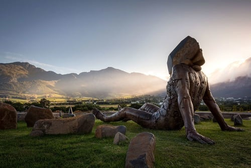 Angus Taylor - Sculptures and Public Sculptures