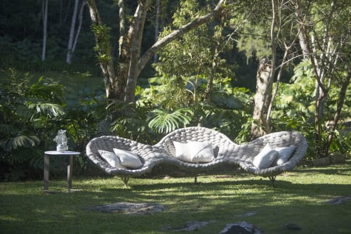 Couches & Sofas by Guto Indio da Costa seen at Private Residence - Arraia