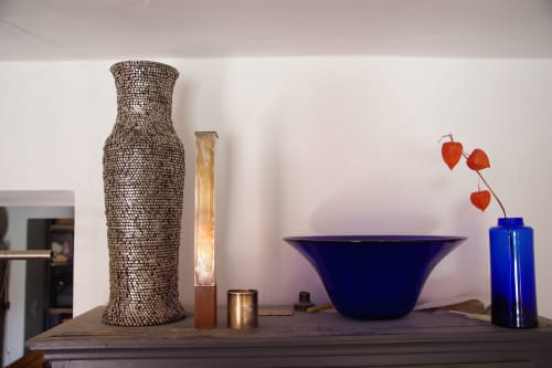 Interior Design by Kati Jünger seen at Private Residence, Laufen - Vase