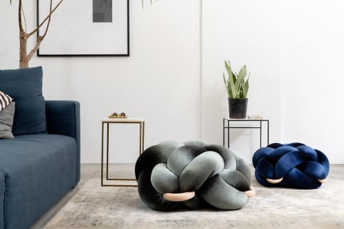 Knots Studio By Neta Tesler - Sofas & Couches and Benches & Ottomans