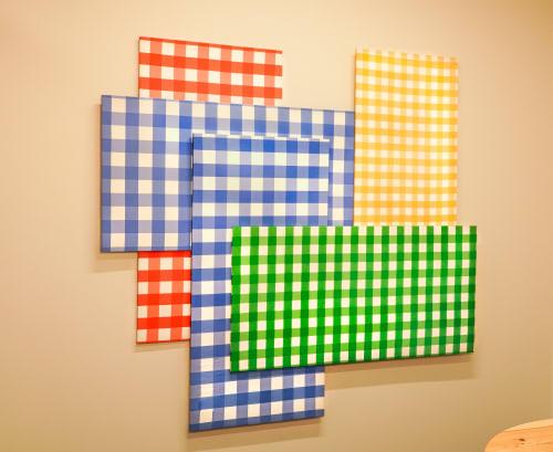 """Art & Wall Decor by ANTLRE - Hannah Sitzer seen at Google RWC SEA6, Redwood City - """"Picnic"""""""