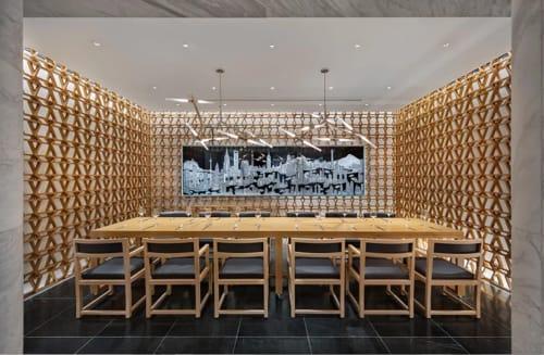 Interior Design by Wonderwall/Masamichi Katayama seen at Intersect by Lexus, New York - Interior Design