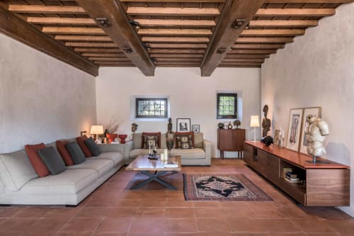 Interior Design by Pierattelli Architetture seen at Private Residence, Tuscany - Maison Ache