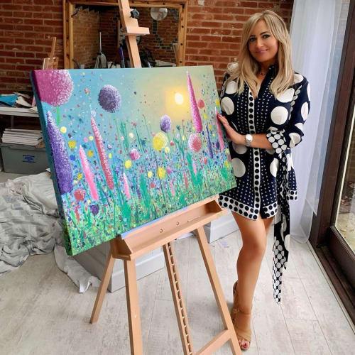 Siobhan McEvoy - Paintings and Art