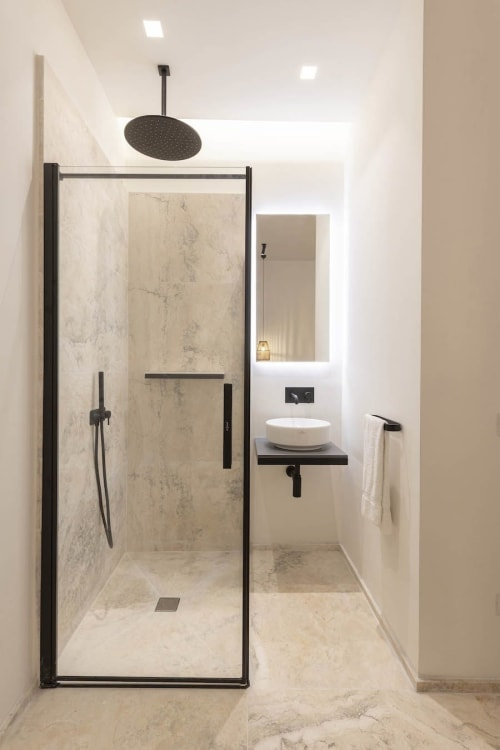 Water Fixtures by Ceramica Cielo seen at Private Residence, Florence, Florence - Sink